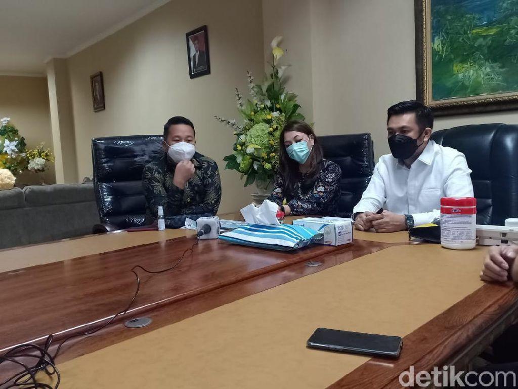 Air Mata Istri Maafkan Waka DPRD Sulut Usai Skandal Perselingkuhan