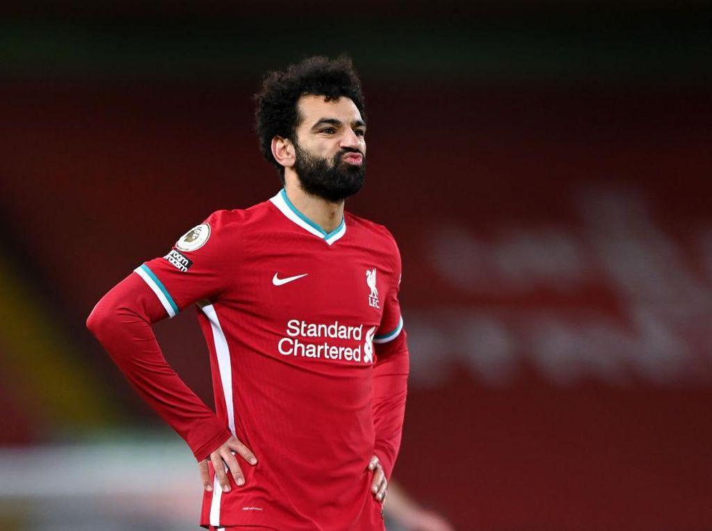 Liverpool Lagi Jelek karena Salahnya Salah?