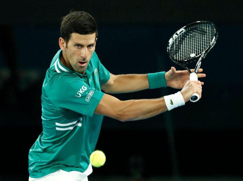 Australia Terbuka 2021: Djokovic dan Serena Wiliams Lolos ke Babak Kedua