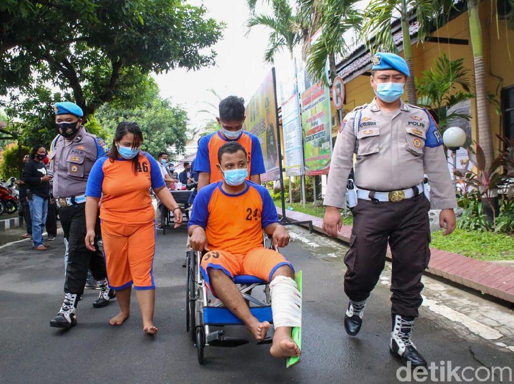 Pembunuh dan Perampok Janda di Jombang Ditangkap, Pelaku Sales Regulator Elpiji