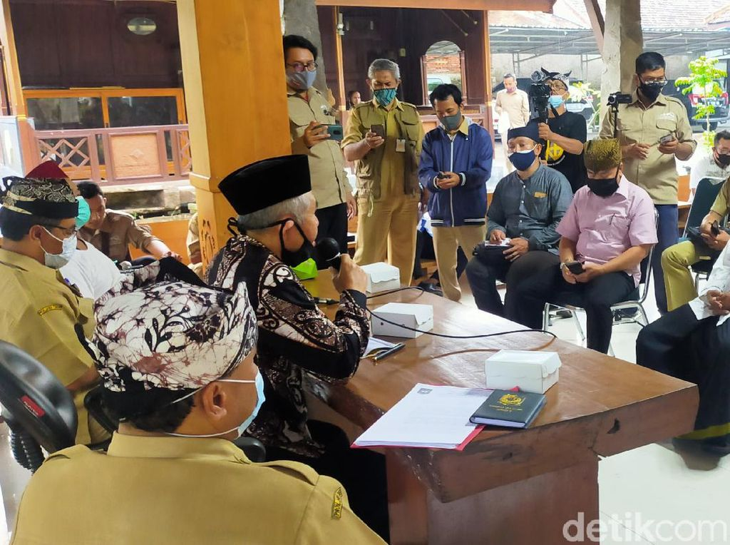 Disbudpar dan DKB Banyuwangi Gelar Klarifikasi Perdunu
