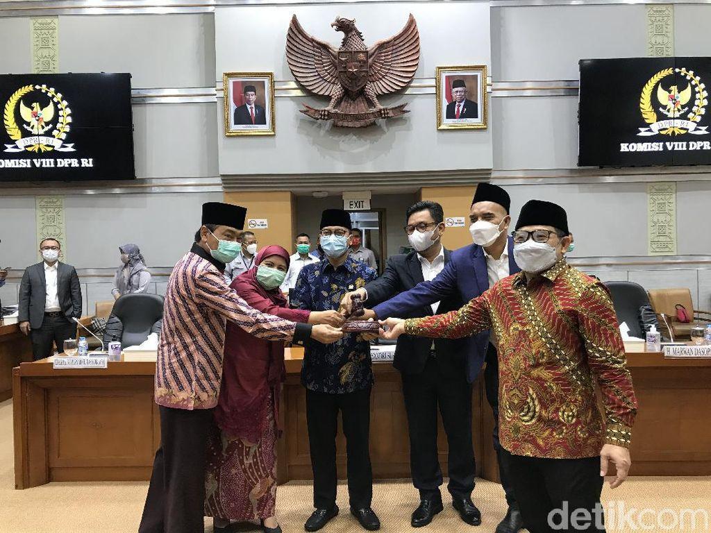 Ihsan Yunus Dirotasi, Diah Pitaloka Jadi Wakil Ketua Komisi VIII DPR