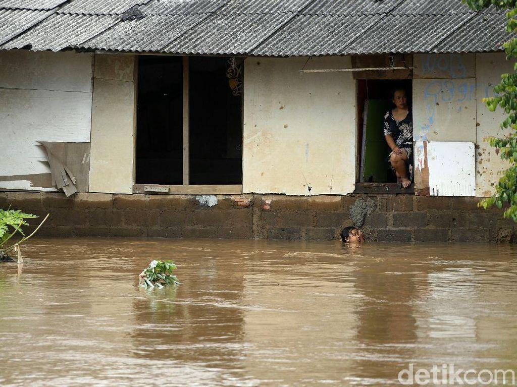 BPBD DKI: 150 RT Terdampak Banjir, 1.029 Warga Mengungsi
