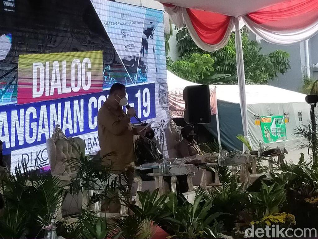 PPKM Jilid 2 Surabaya Terbukti Efektif, Angka Positif COVID-19 dan Kematian Turun
