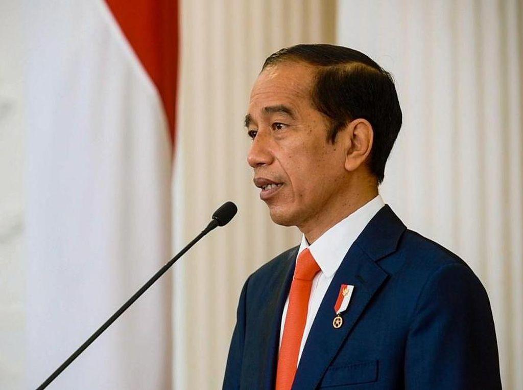 Jokowi: Jangan Sampai Lokasi Strategis Mal Diisi Brand Asing!