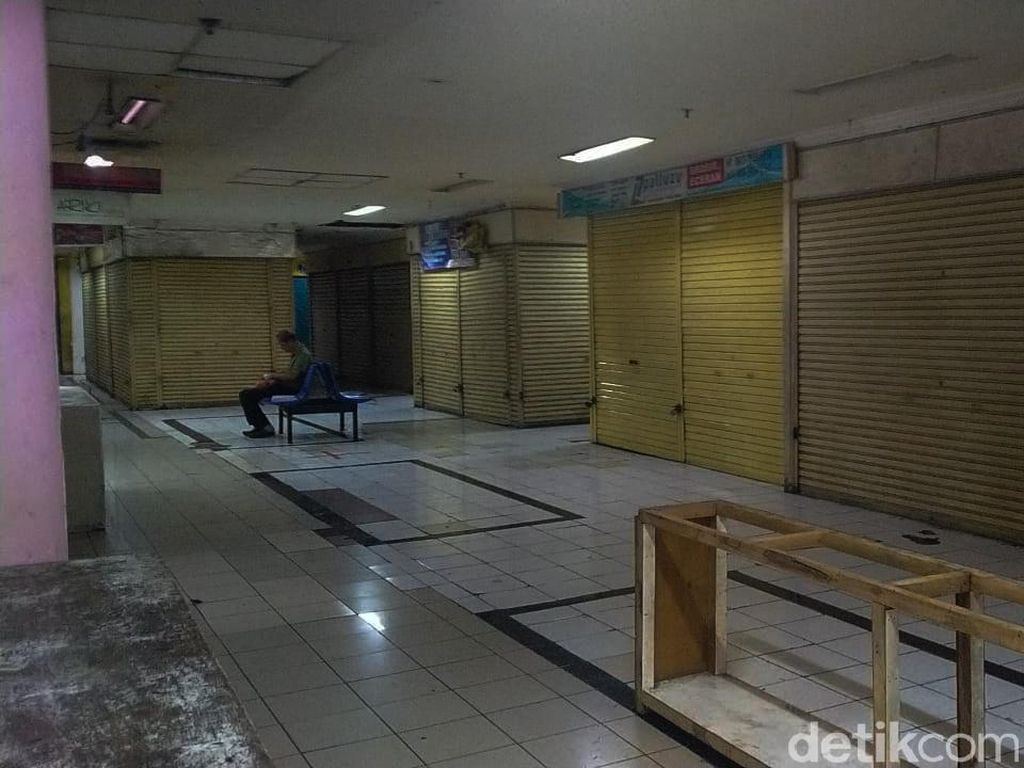 3.000 Lebih Kios di Pasar Baru Bandung Gulung Tikar Imbas Pandemi
