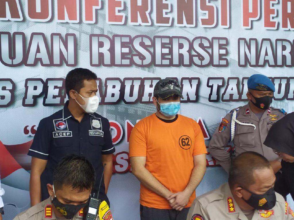 Sebelum Ditangkap, Ridho Rhoma Terakhir Pakai Narkoba di Bali