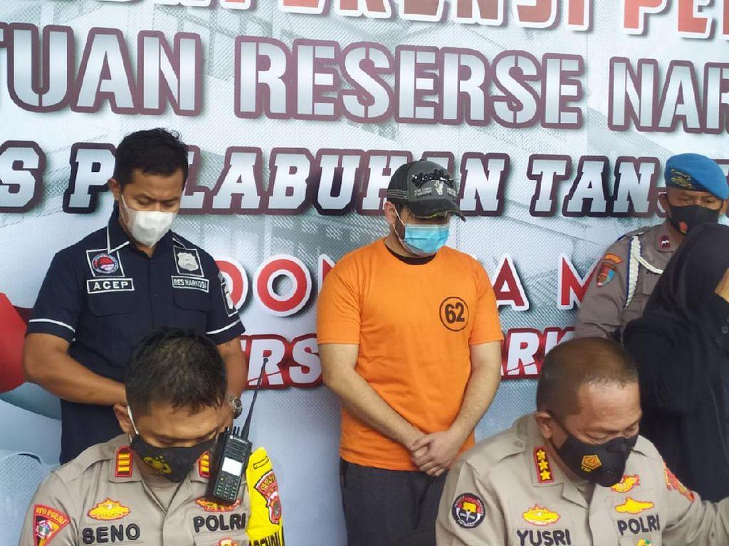 6 Fakta Ridho Rhoma Ditangkap, Kini Pemasok Ekstasi Diburu Polisi