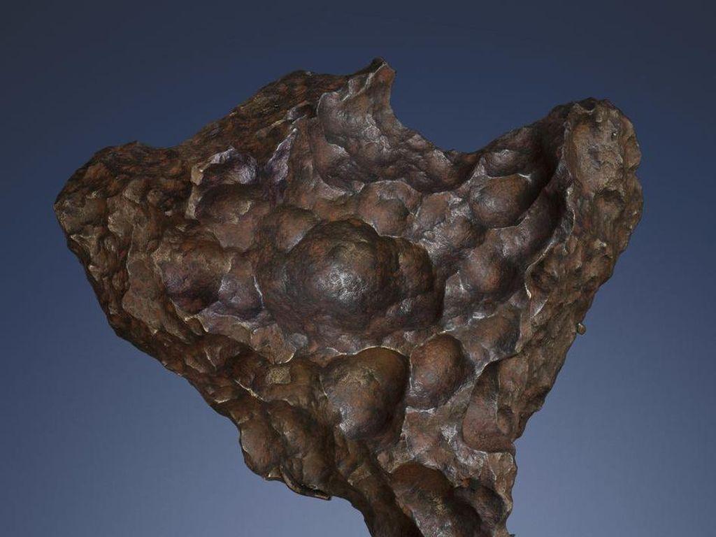 Benda Luar Angkasa Meteorit Dilego Sampai Rp 3,6 Miliar