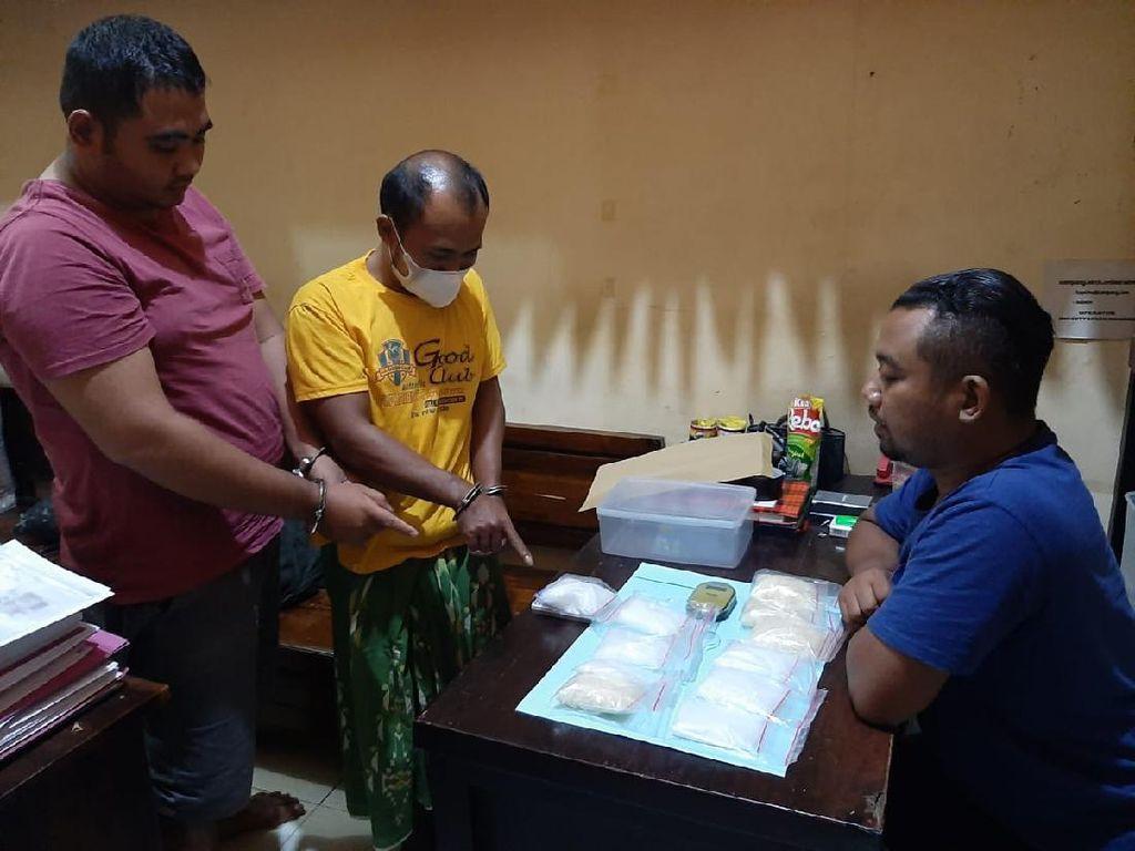 2 Kurir Sabu Jaringan Malaysia Diringkus di Sampang, 1 Kg Disita