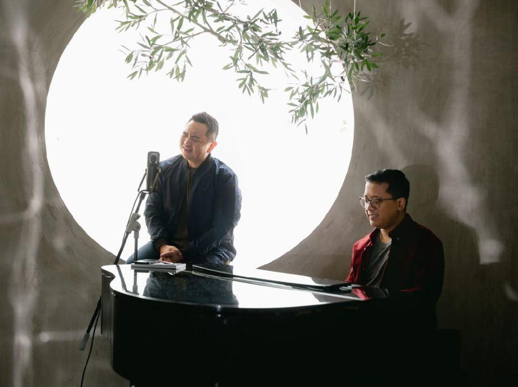 Lagu Duet Sidney Mohede dan Andi Rianto Digarap di Budapest