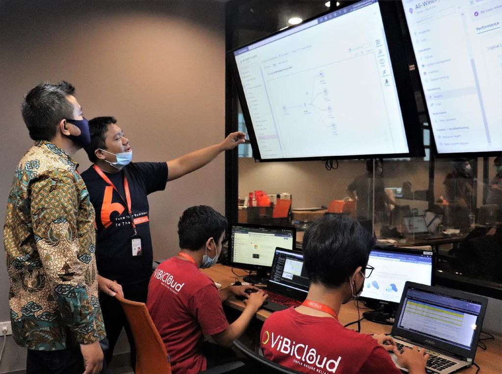 Solusi Baru Manajemen Platform Multi-cloud Hadir di Indonesia