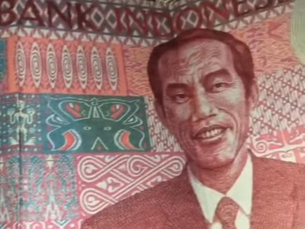Apa Itu Uang Redenominasi yang Viral Bergambar Jokowi?