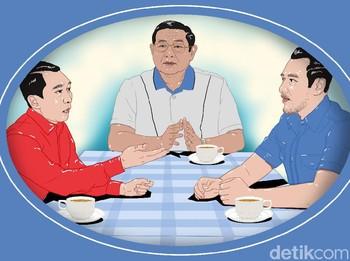 Riak Demokrat di Bawah Trah Yudhoyono