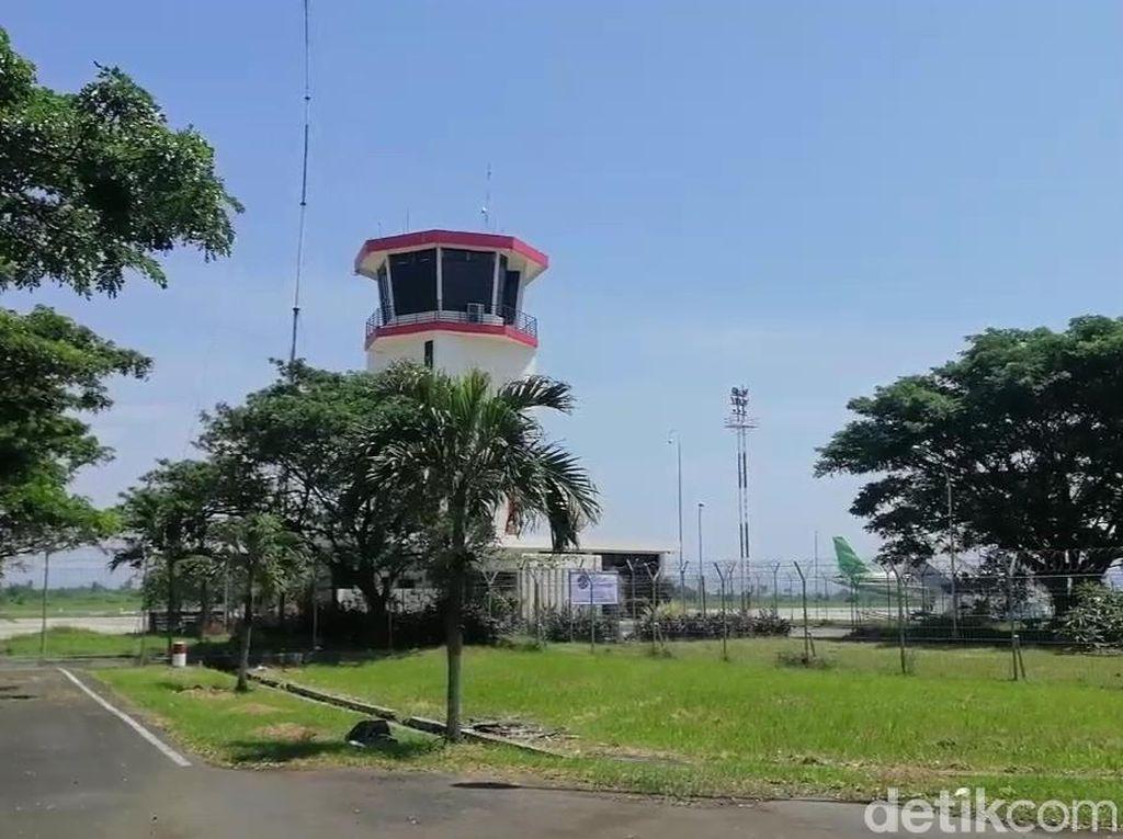 Bandara Banyuwangi Kembali Ditutup Terdampak Abu Vulkanik Gunung Raung