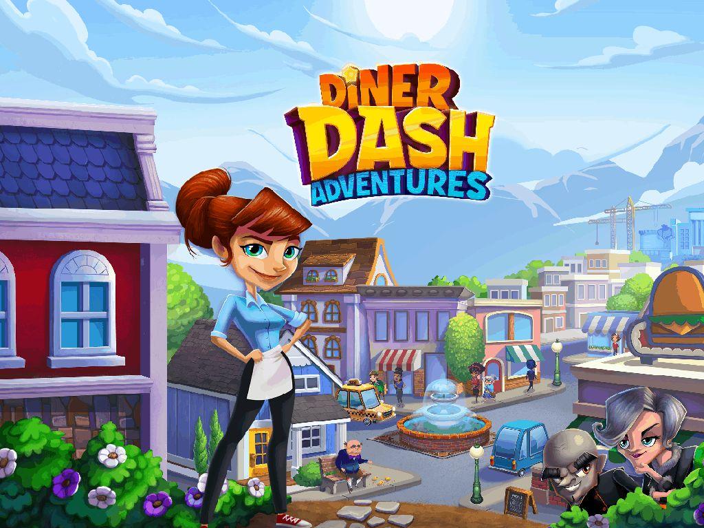 EA Akuisisi Pembuat Game Diner Dash Senilai Rp 29 Triliun