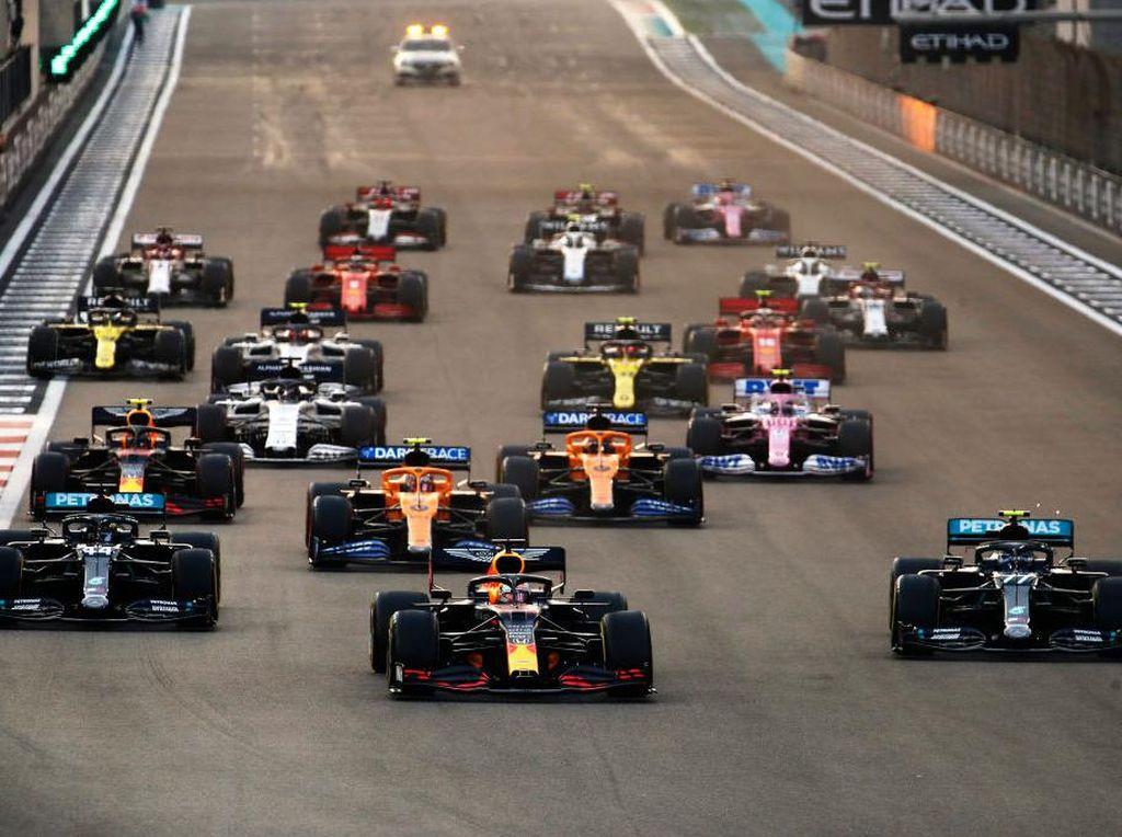 Yang Perlu Diketahui Soal Format Sprint Qualifying di F1 2021