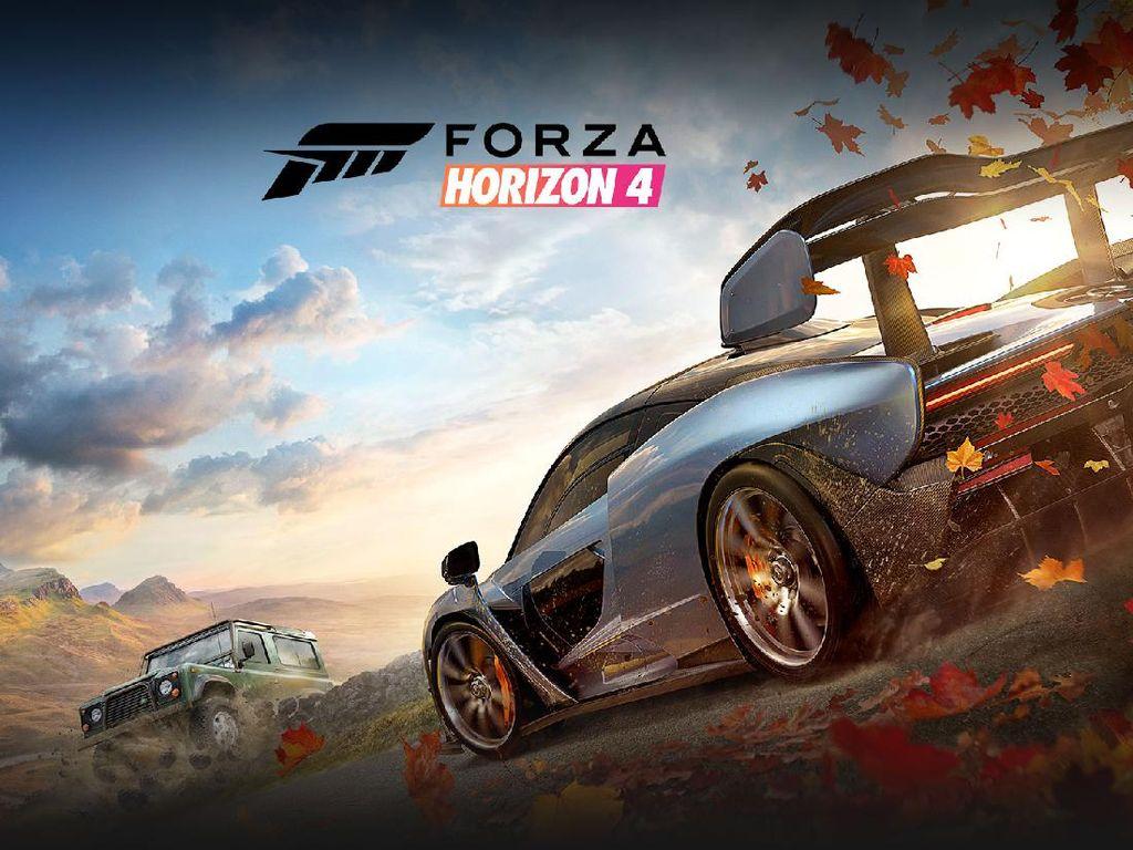 Game Forza Horizon 4 Bakal Diboyong ke Steam