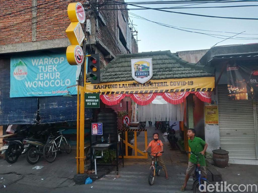 Jumlah Kampung Tangguh di Jatim Akan Digenjot Hingga 7.043 Selama PPKM Mikro