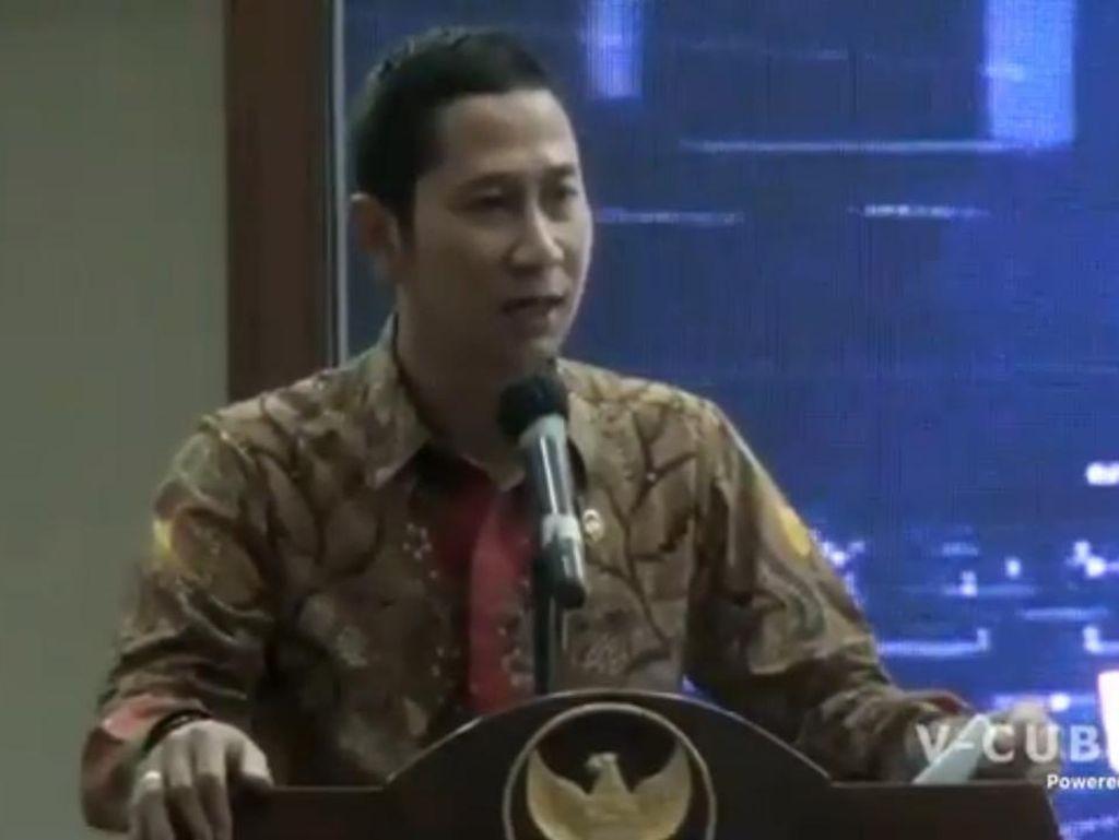 Ketua Komisi Yudisial: KY Hampir Tak Tampak, Harus Jadi Lembaga yang Sakti