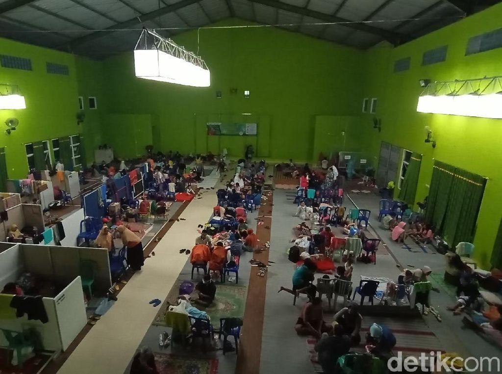 Banjir Masih Merendam Kudus, 824 Jiwa Bertahan di Pengungsian