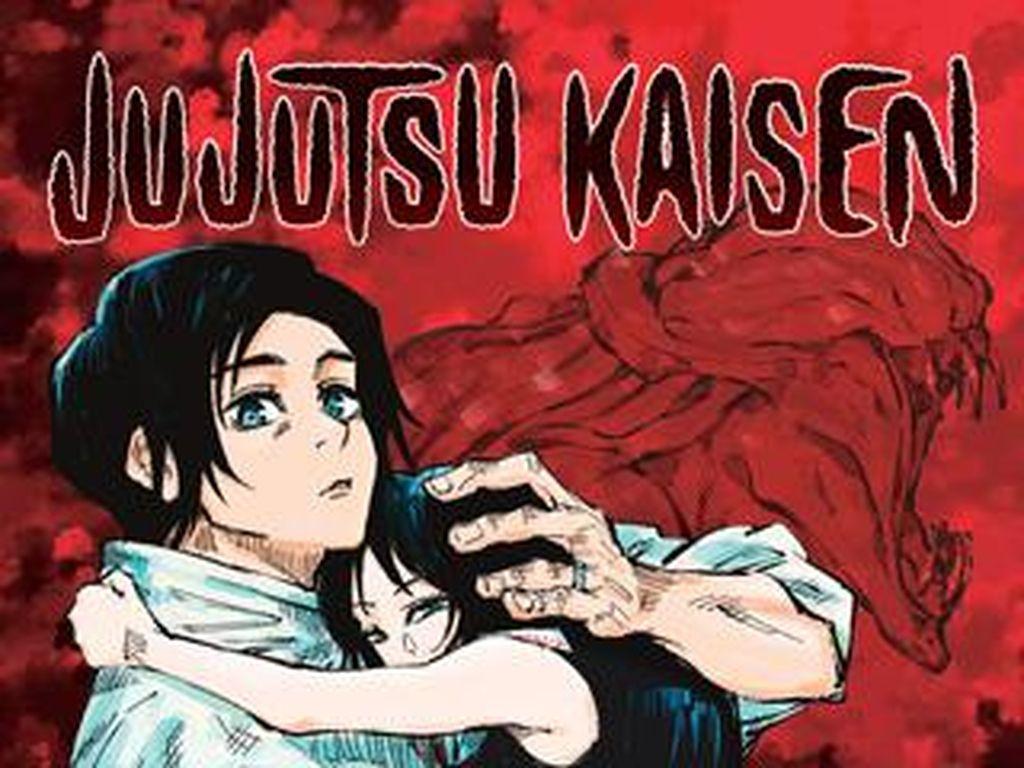 Meroket Lagi! Manga Jujutsu Kaisen Terjual 40 Juta Eksemplar dalam 6 Bulan