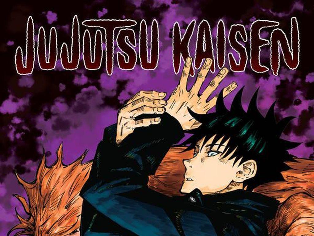 Rekor! Manga Jujutsu Kaisen Volume 15 Bakal Dicetak 1,5 Juta Eksemplar