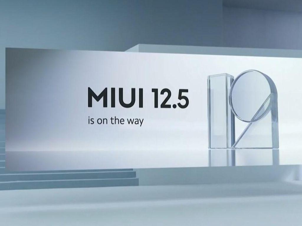 Jadwal dan Daftar HP Xiaomi yang Cicipi MIUI 12.5 Global
