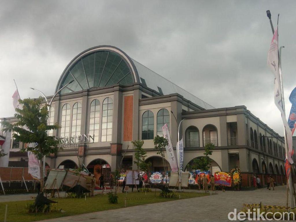 Pasar Pon Trenggalek Diresmikan, Siap Tampung 700 Pedagang