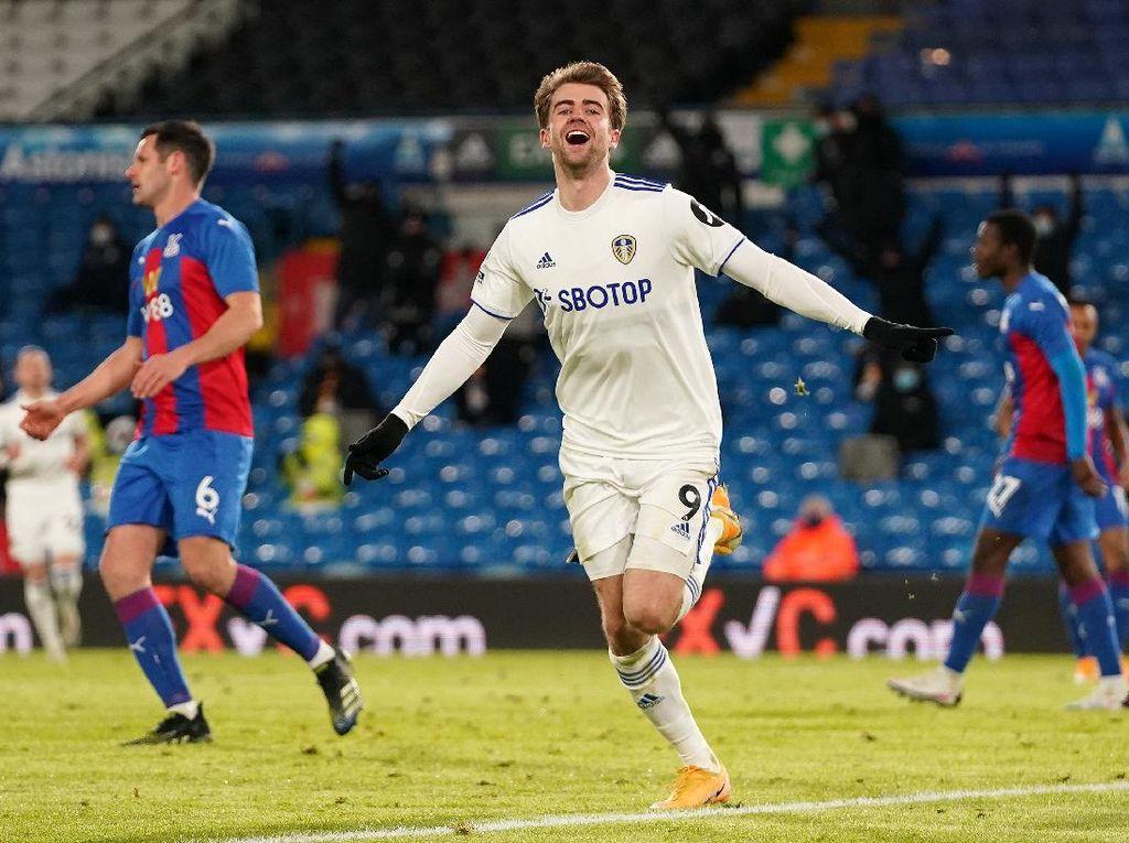 Sinar Patrick Bamford di Leeds: Diam-diam Sudah 100 Gol