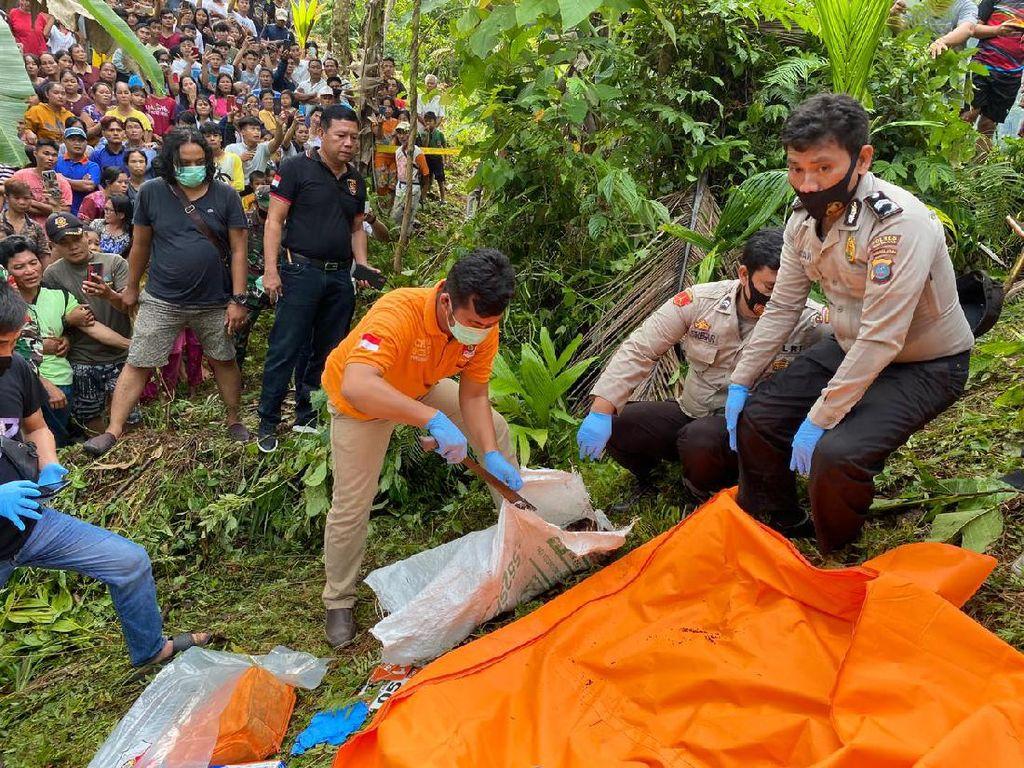 Mayat Bocah Perempuan Ditemukan dalam Karung di Nias Selatan, Diduga Dibunuh