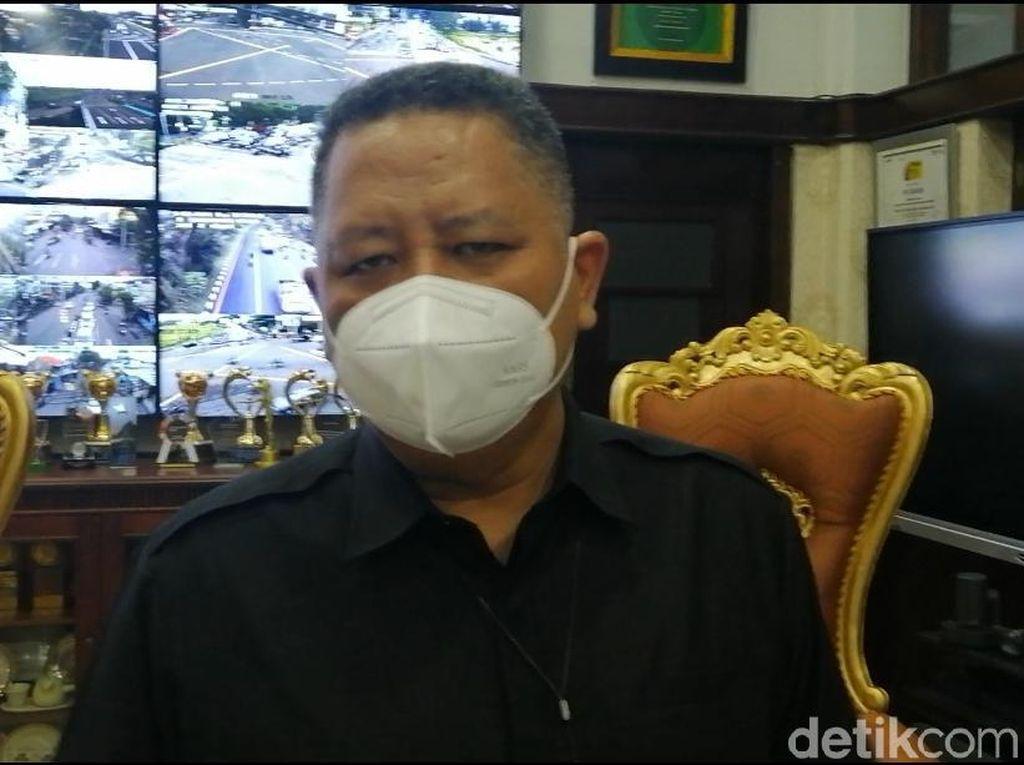 Besok, Whisnu Sakti Buana Akan Dilantik Jadi Wali Kota Surabaya Definitif