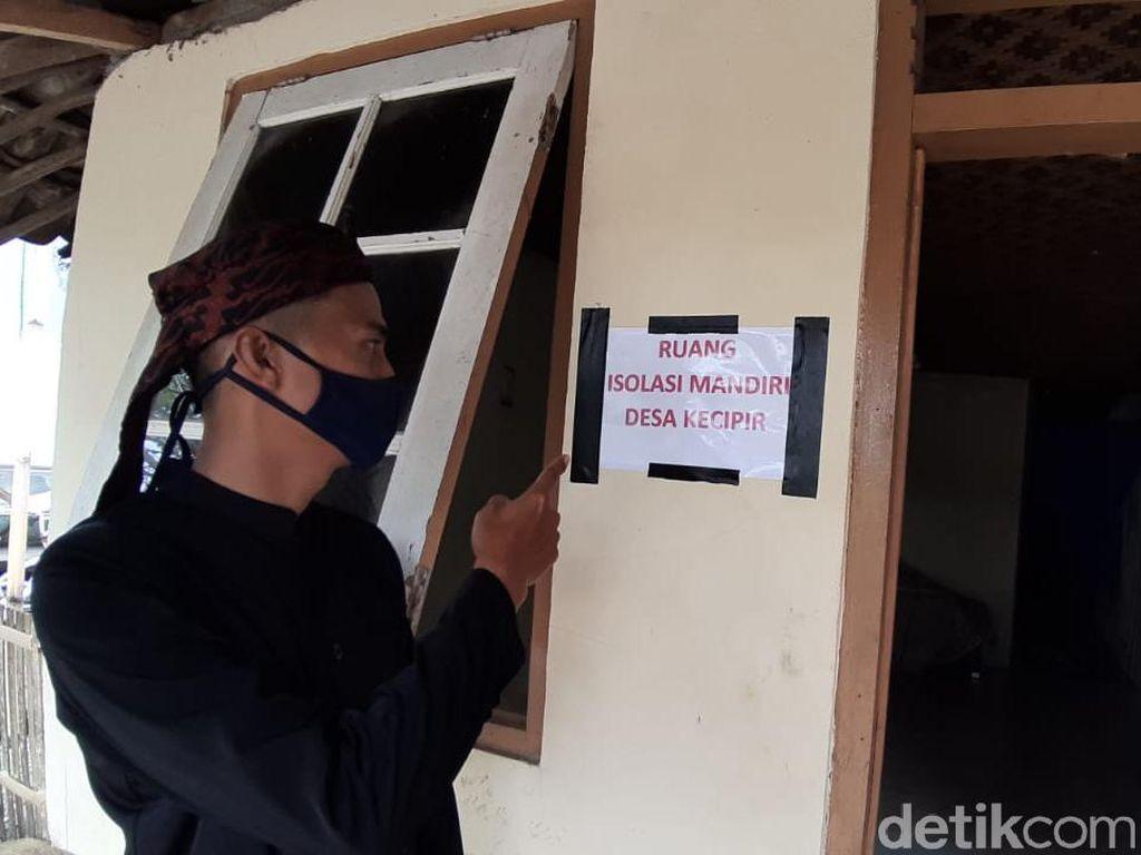 PPKM Mikro di Brebes, Desa Sulap Polindes Jadi Rumah Isolasi
