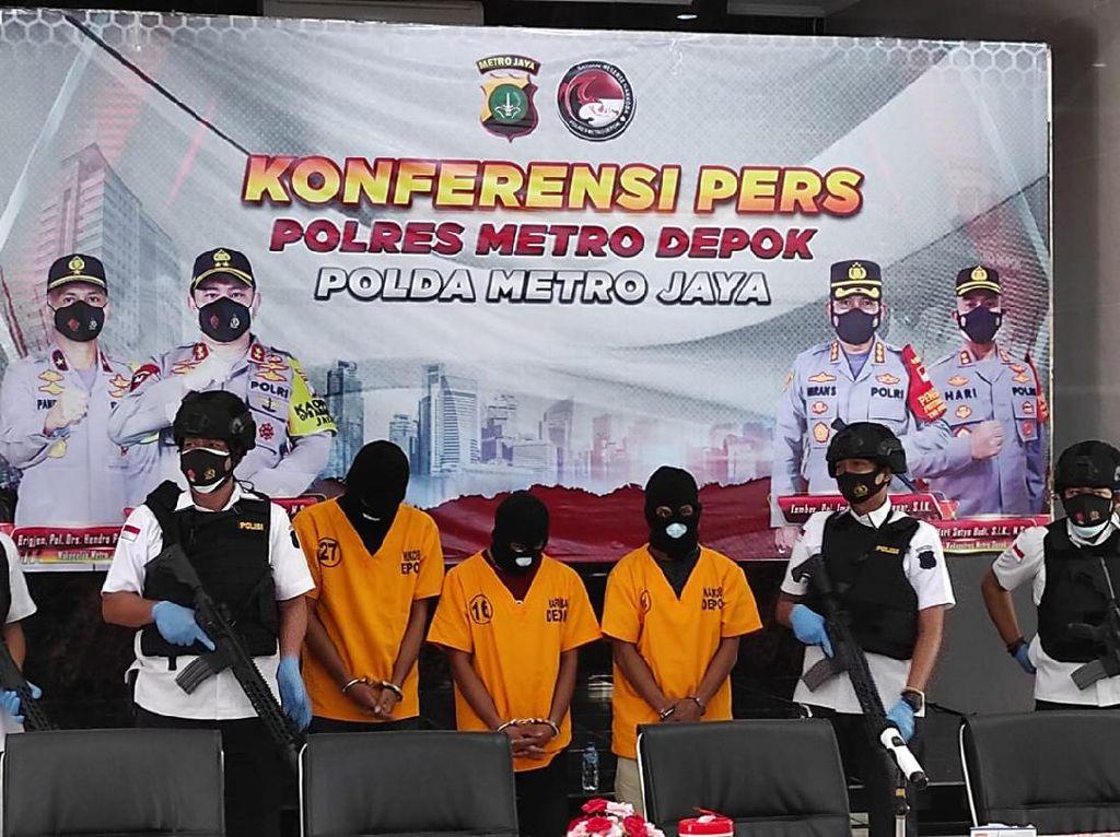 PN Depok Vonis Mati 3 Gembong 267 Kg Sabu Jaringan Malaysia