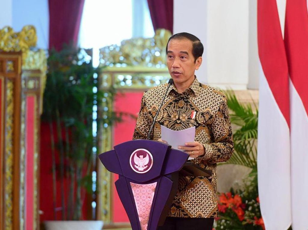 Jokowi Ingatkan Lagi Copot Pangdam-Kapolda yang Gagal Atasi Karhutla