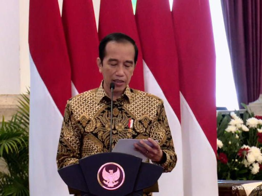 Komitmen Jokowi ke Media di Hari Pers Nasional 2021