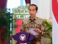 Jokowi Tegaskan Tak Ada Reshuffle Kabinet Lagi