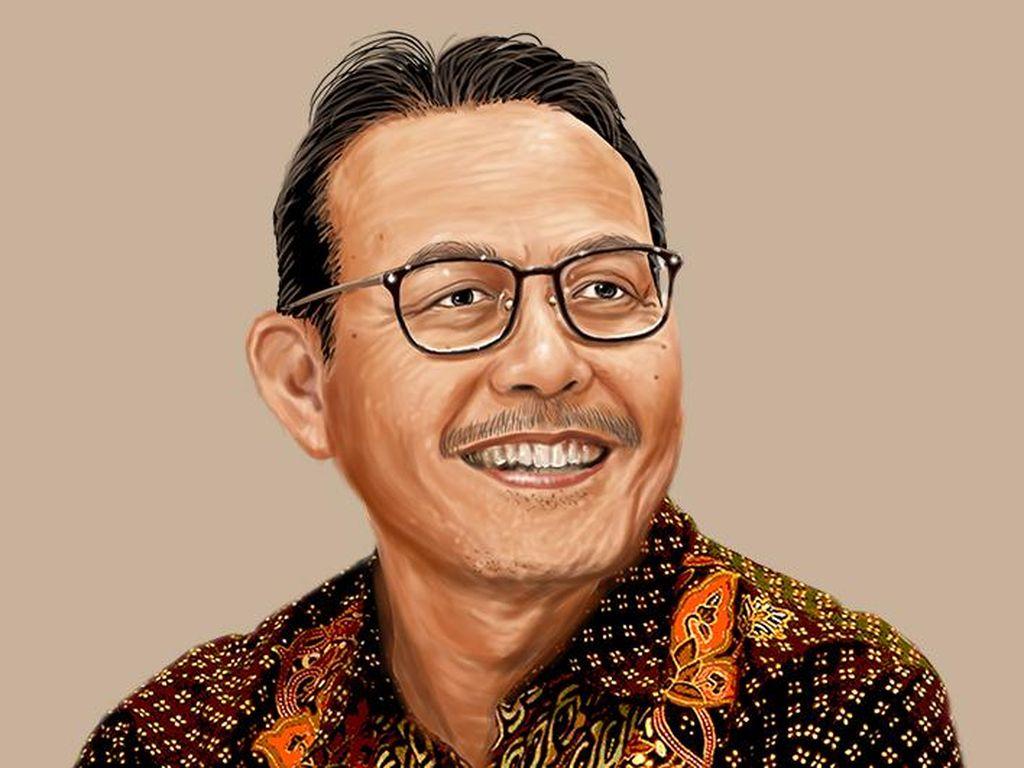 Fachmi Idris, Sukses Bikin BPJS Surplus di Akhir Pengabdian