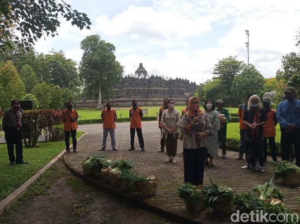 Pandemi Corona, Ruwat Rawat Borobudur 2021 Dibuat Virtual