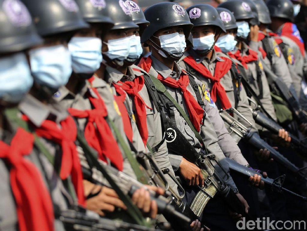 300 Legislator Myanmar Desak PBB Selidiki Kudeta Militer