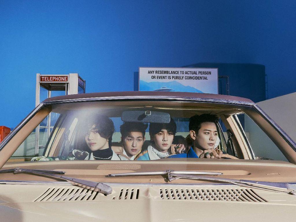 SHINee Rilis Teaser Foto Comeback, Makin Bikin Gak Sabar!