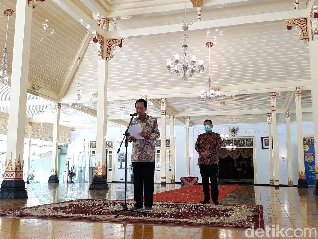 Pandu Pelaksanaan PTKM Mikro, Sultan HB X Serukan Gerakan Jaga Warga