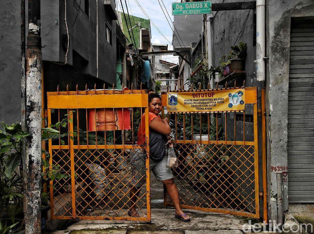 Zona Oranye Dominasi Peta Persebaran COVID-19 di Indonesia