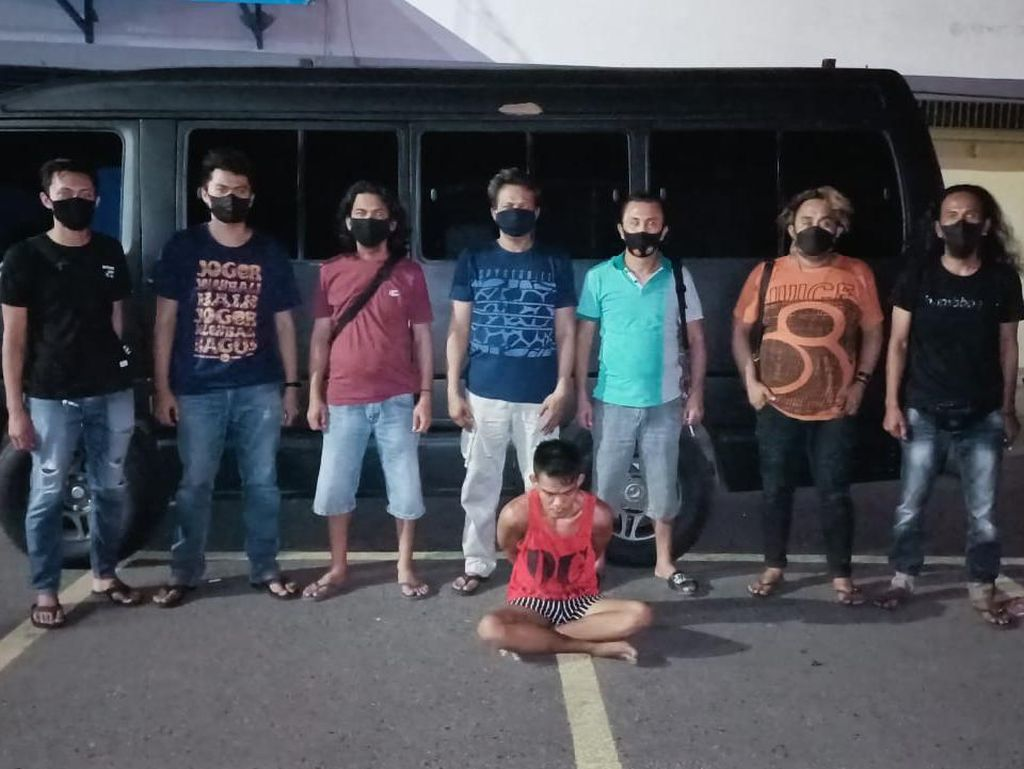 Curi Emas-Uang Panai Rp 80 Juta, Sugianto di Parepare di Ditangkap Polisi