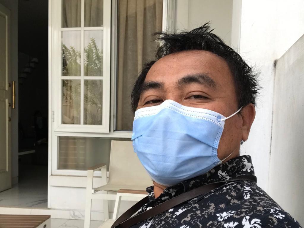 Ketum SWI: Di Masa Pandemi Pers Harus Jadi Penjernih Suasana