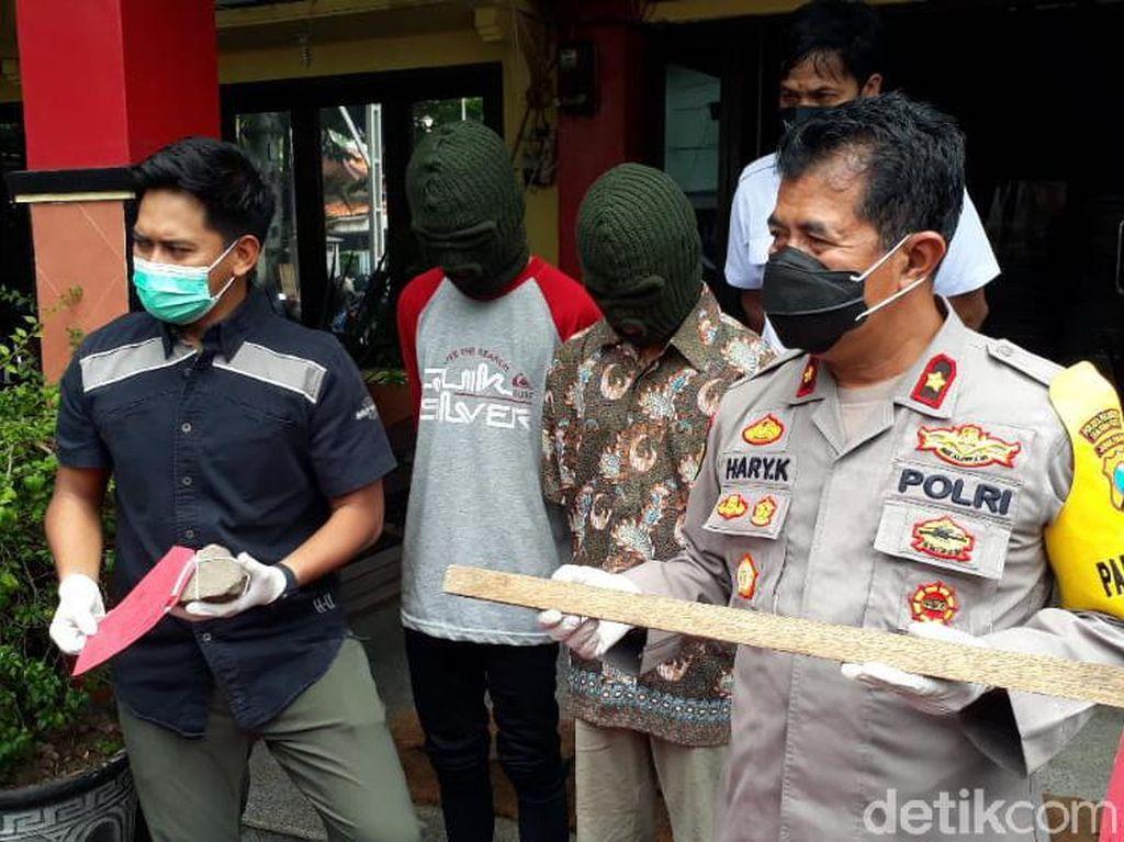 1 Orang Kritis Saat Pecah Tawuran Geng Pelajar di Surabaya, 2 Diamankan