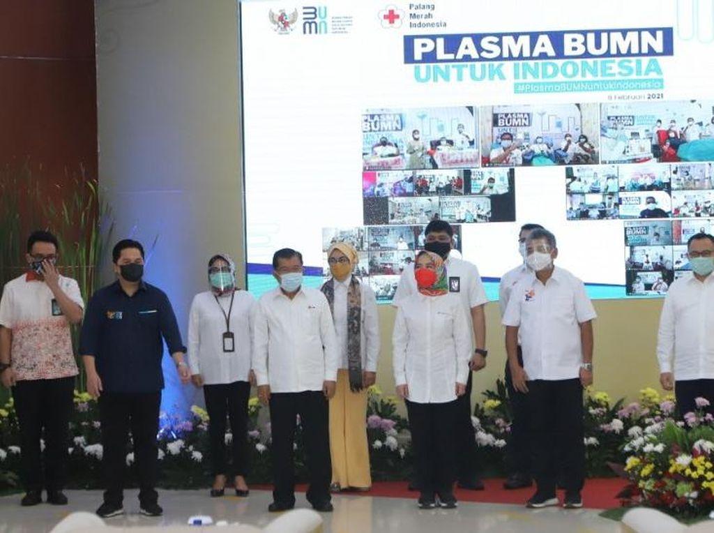 Dukung Program Donor Plasma, Telkom Hadirkan Layanan Call Center