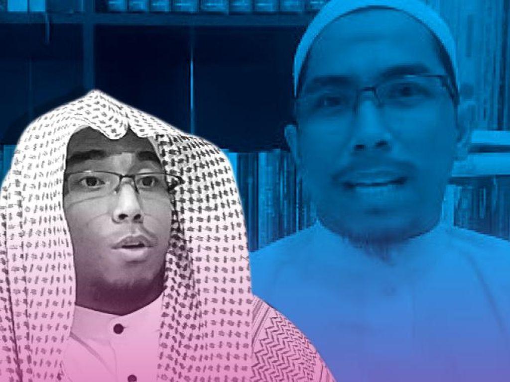 Alasan Ustaz Maaher Dimakamkan di Samping Makam Syekh Ali Jaber