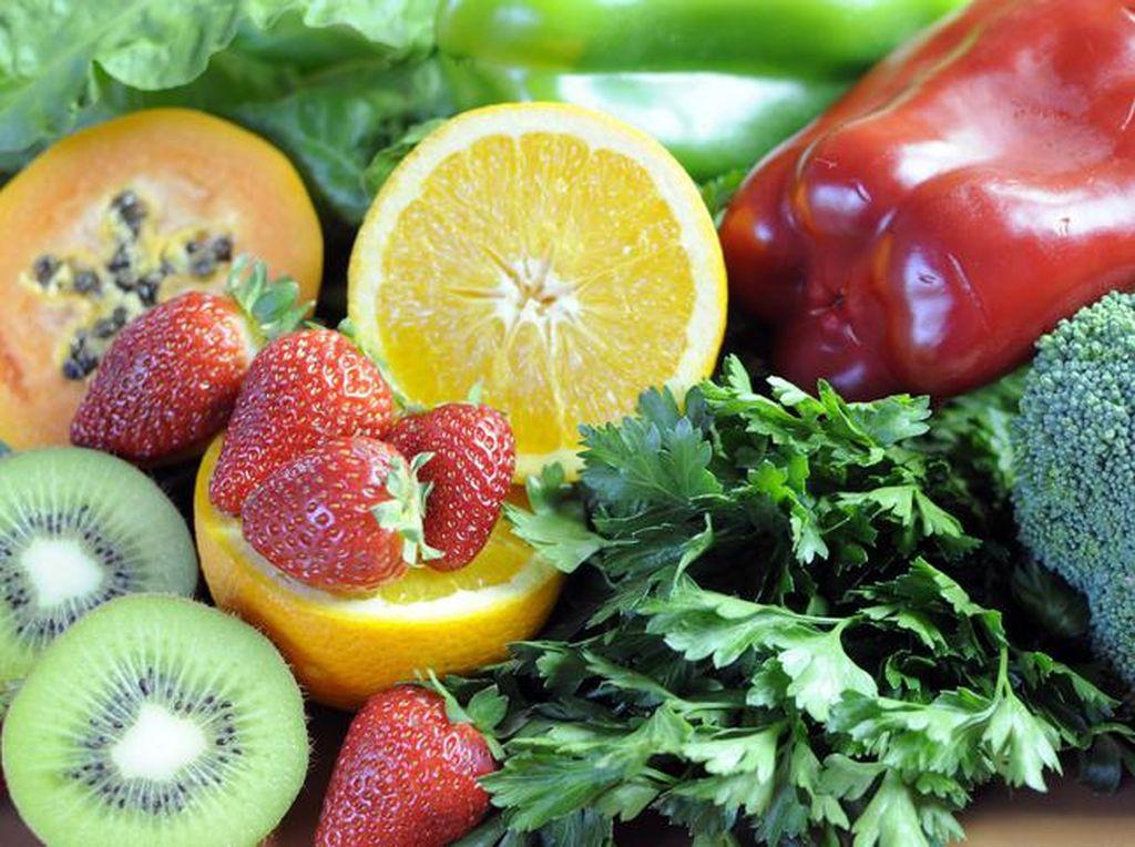 5 Vitamin untuk Daya Tahan Tubuh, Penting Agar Tak Gampang Kena COVID-19