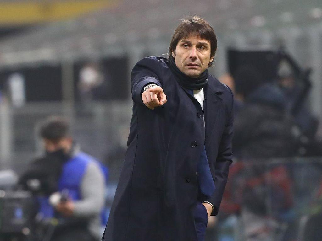 Conte Malas Bahas Lagi Momen Ribut-ribut sama Presiden Juventus